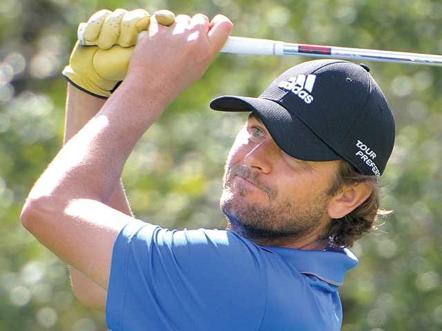 Celebrity Golf Mardy Fish