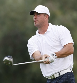 Celebrity Golfer Mark Mulder