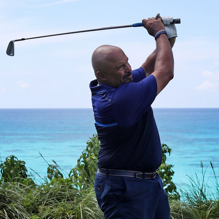 celebrity golf champion nhl goalie grant fuhr